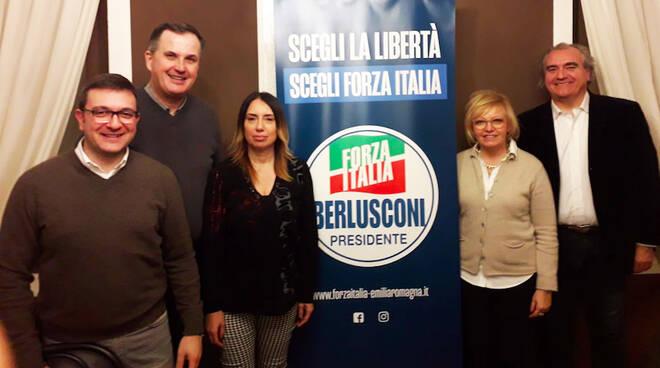 Candidati regionali Forza Italia