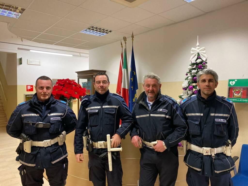 Capodanno 2020 forze dell'ordine