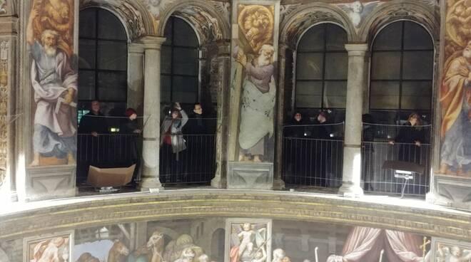 Capodanno in cupola Santa Maria di Campagna
