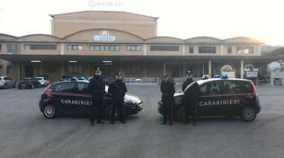 carabinieri canneto pavia