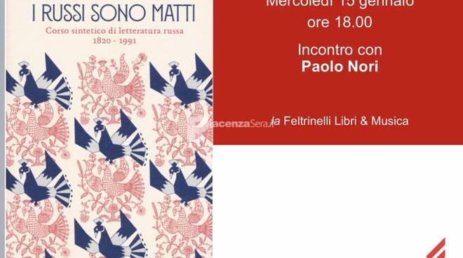 Incontro con Paolo Nori