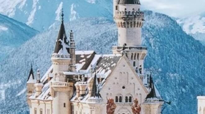 Castello di Ludwig II di Baviera