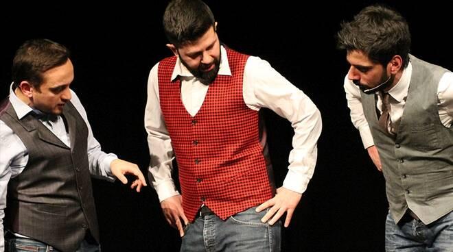 """Compagnia teatrale """"I bugiardini"""""""