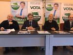Conferenza stampa Perrucci