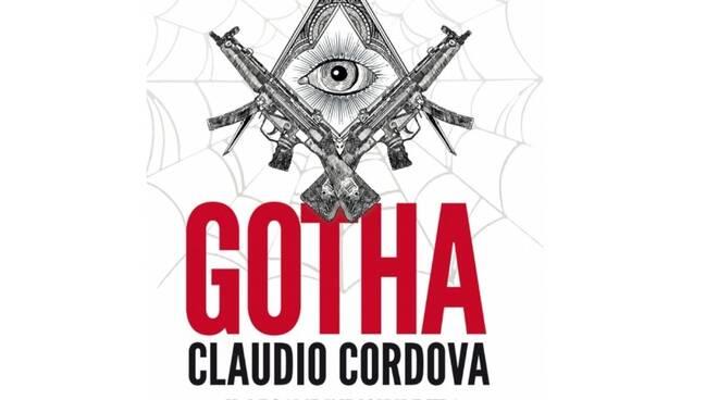 """Copertina libro """"Gotha, Il legame indicibile tra 'ndrangheta, massoneria e servizi deviati"""""""