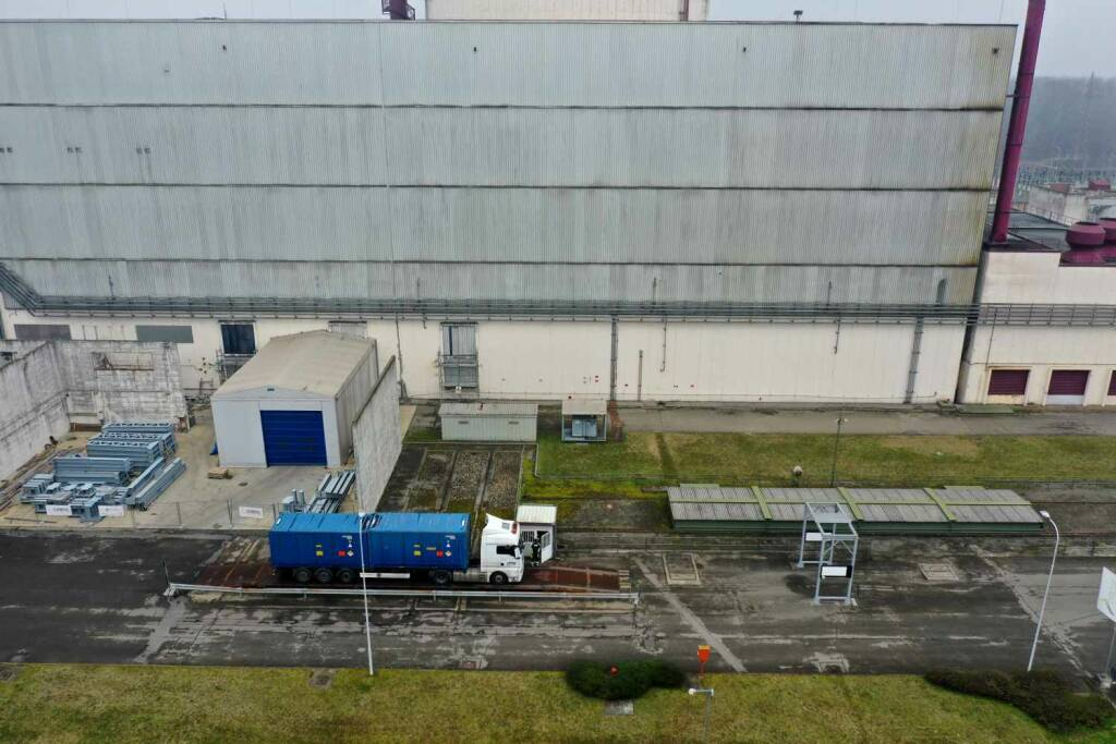Decommissioning Caorso