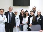 Donazione dell'associazione Amici dell'Hospice di Borgonovo per le Cure palliative