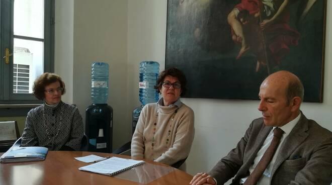 Elena Baio e Paolo Passoni