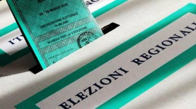 elezioni regionali scheda