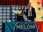 Elisabetta Gardini e Fabio Callori
