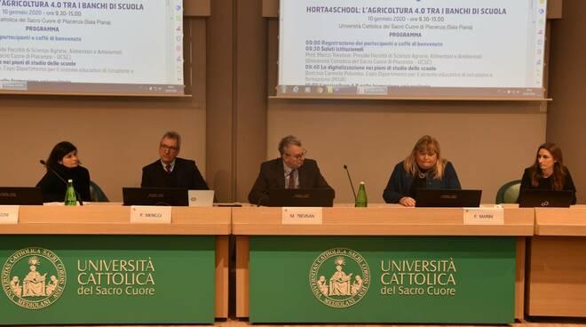 Evento di presentazione del progetto Horta4 School in Cattolica