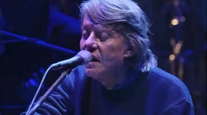 Fabrizio De Andrè (frame da video Youtube)