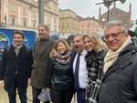 Giorgia Meloni a Piacenza