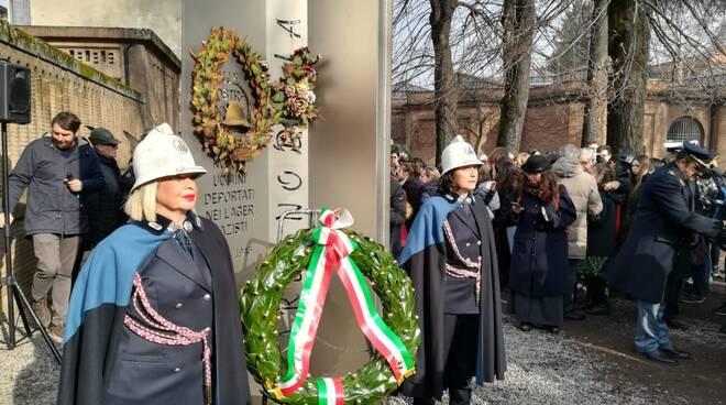 Giornata della Memoria - cerimonia istituzionale
