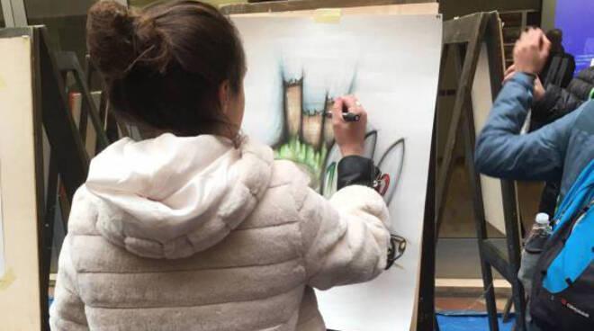 Il concorso di pittura Cpae