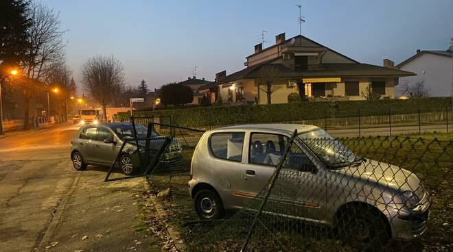 incidente a Carpaneto