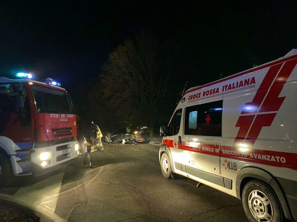 incidente notte di San Silvestro San Nicolò