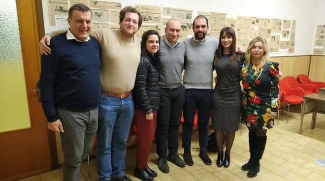 Incontro candidati Lega Nord