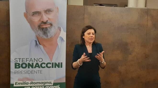 incontro Paola De Micheli mondo dello Sport