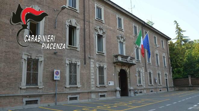 Interventi carabinieri