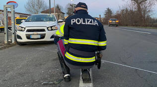 L'incidente in Strada Agazzana