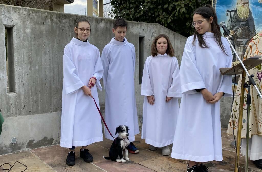 La benedizione degli animali a Sant'Antonio