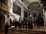 La redazione del Civico 11 al concerto della Fondazione Pia Pozzoli in Sant'Antonino