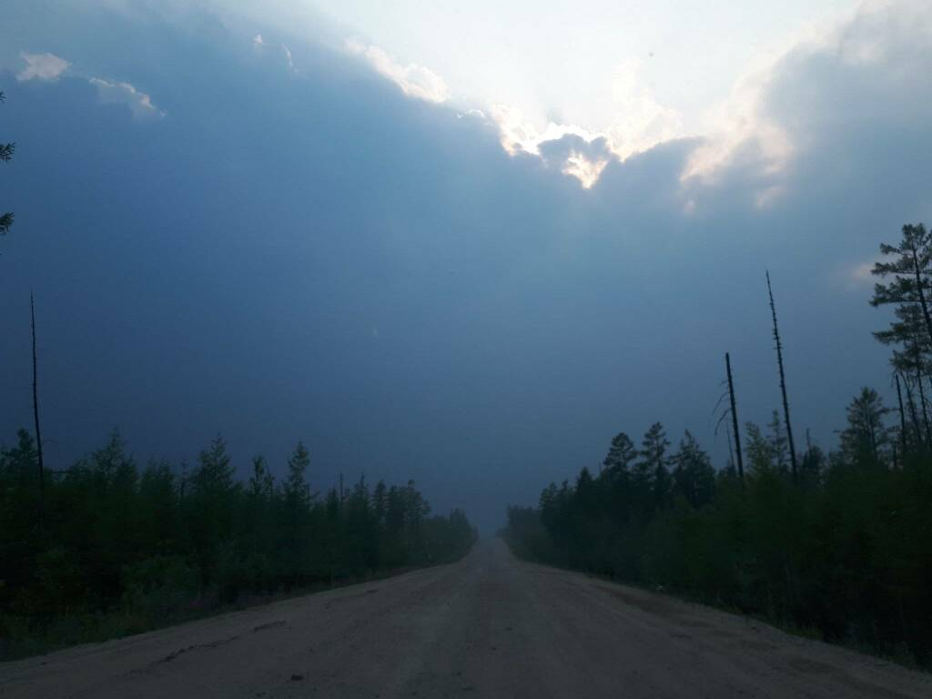 La strada delle ossa in Yakutia