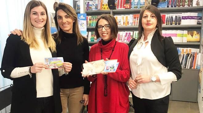 Le vincitrici della lotteria di Progetto Vita