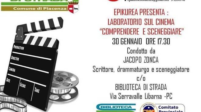 locandina laboratorio cinema epikurea