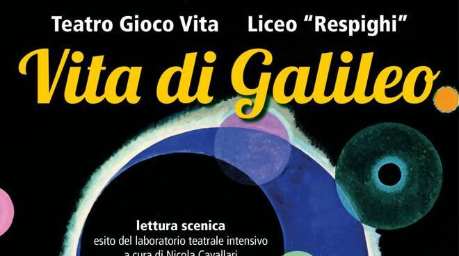Locandina vita di Galileo