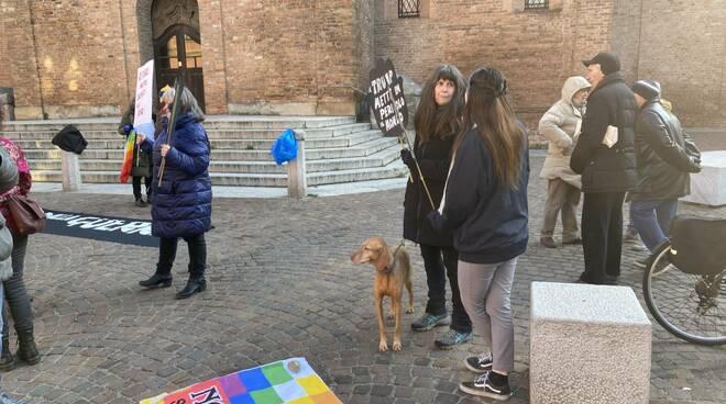 Manifestazione pacifista