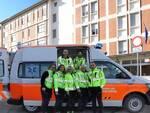 Nuova ambulanza per postazione primo intervento 118 Bobbio