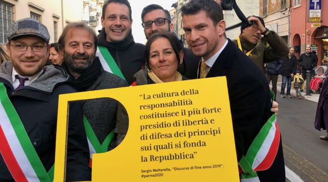 Parma 2020 Papamarenghi