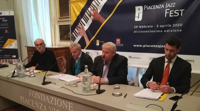 Piacenza Jazz Fest presentazione