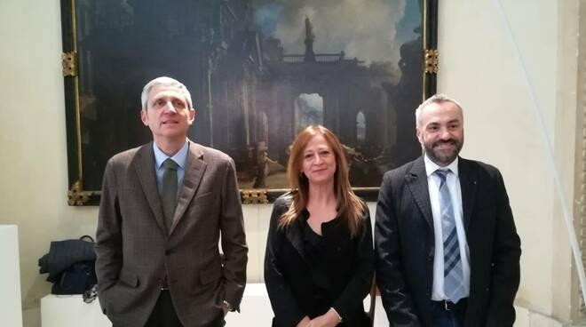 """Presentazione evento """"La notte dei capolavori"""" in Sant'Agostino"""