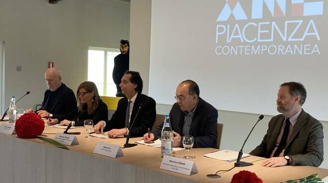 Presentazione nuovo spazio XNL Piacenza Contemporanea