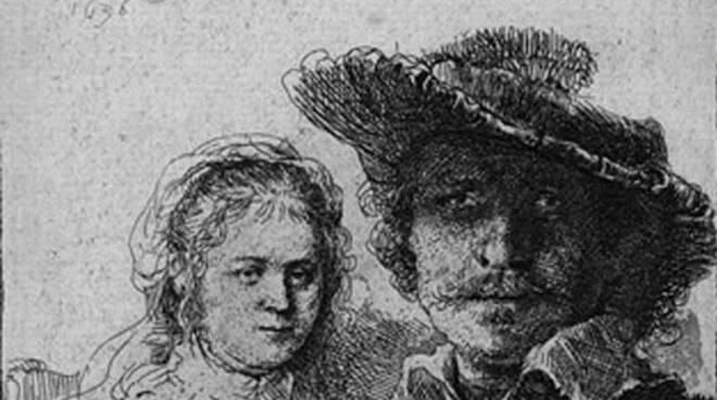 Rembrandt - Acqueforti