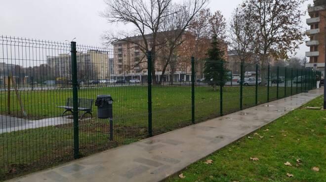 Riqualificazione spazi verdi via Perfetti (Besurica)