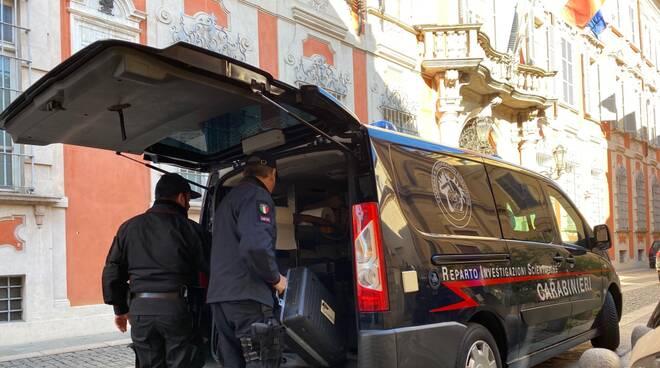 Sopralluogo ris di Parma in BankItalia