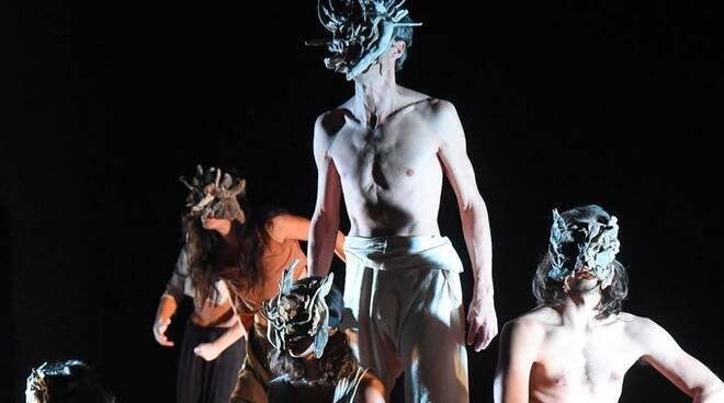 Teatro danza - spettacolo Medea a work in progress