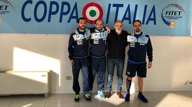 Tennistavolo Reggio Emilia