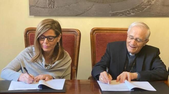 vescovo e sindaco Ambrosio Barbieri