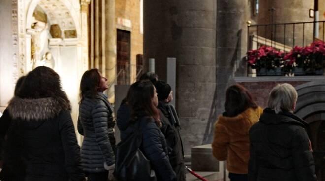 visitatori cattedrale di piacenza