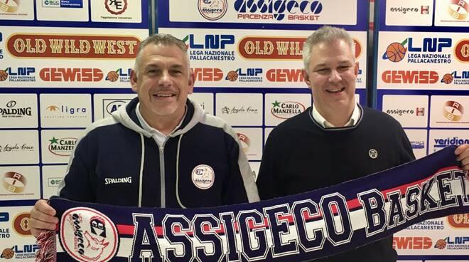 Alberto Martelossi Assigeco Piacenza