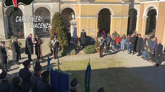 Cerimonia comandante Paolo