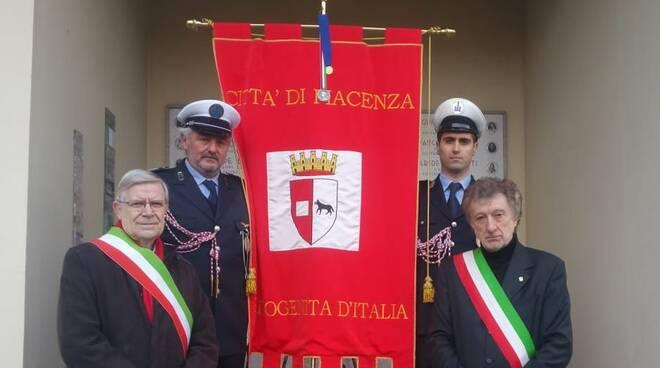 Commemorazione Cantone