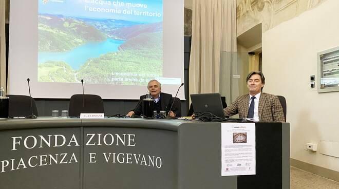 Conferenza acqua Auser in Fondazione