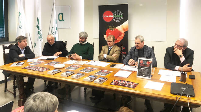 Conferenza stampa Tomato World