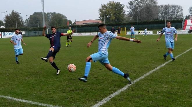 Correggese-Vigor Carpaneto (foto Corregese Calcio)